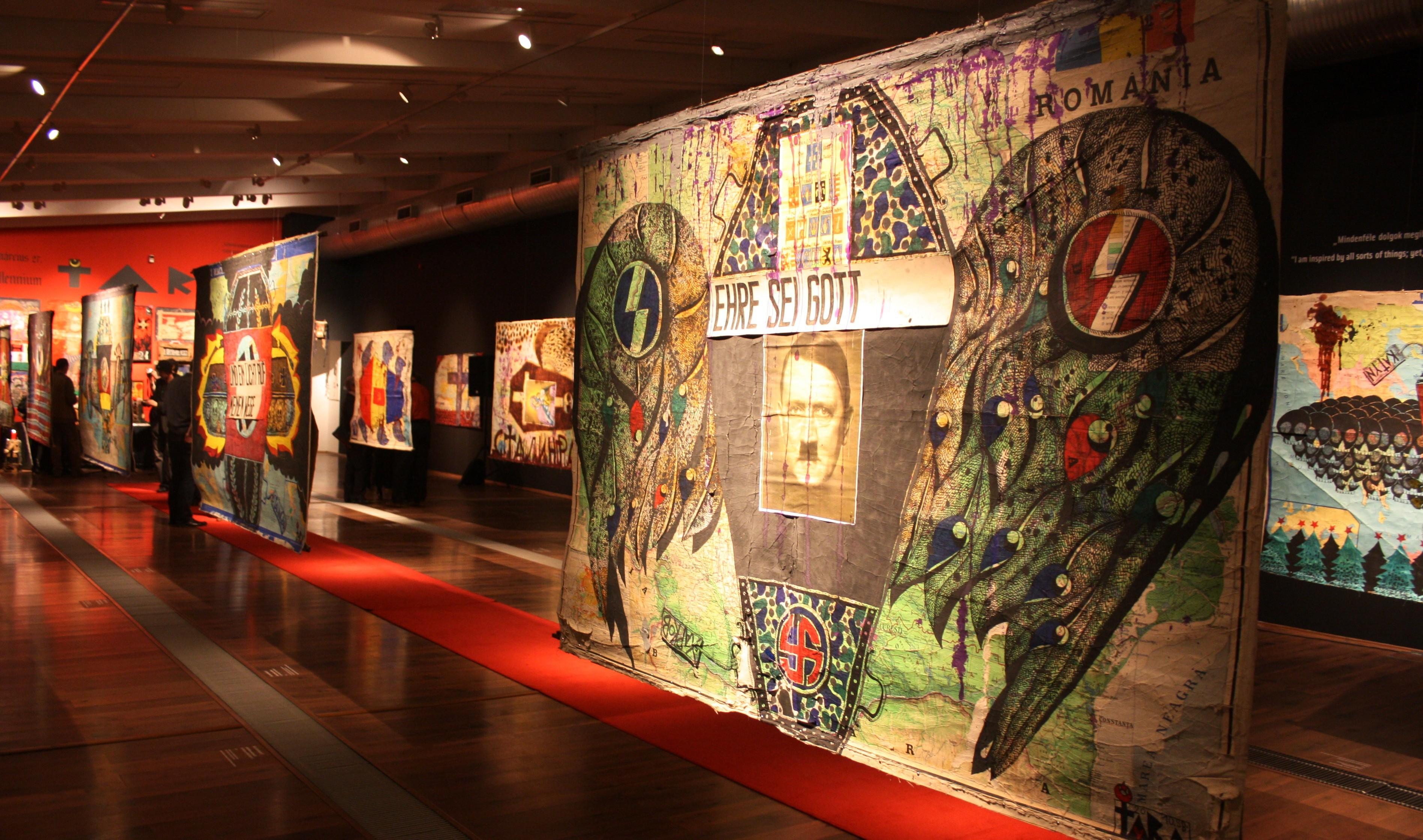 Határsértés - Enteriőr Sorin Tara von Neudorf MODEM-es kiállításáról