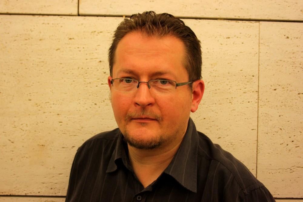 Térey János (fotó: Áfra János)