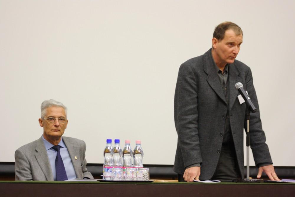 Bitskey István és Bényei Tamás