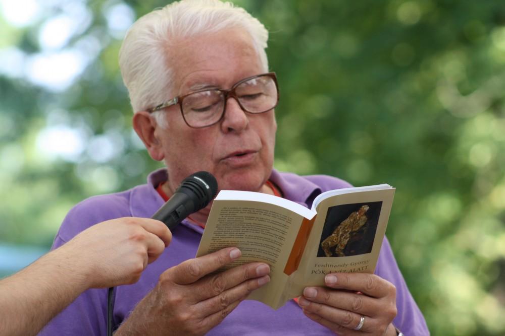 Ferdinandy György felolvasása