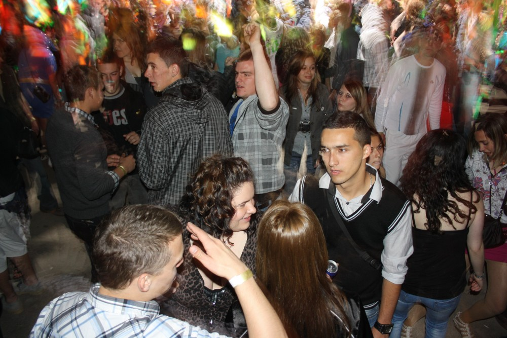 Húsvéti Bath Park Party 2011