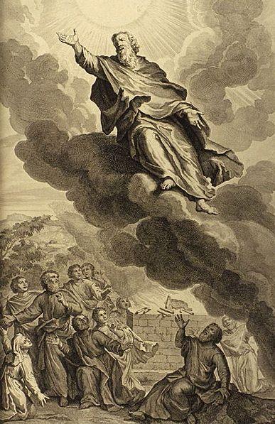 Isten magához szólítja Énokot