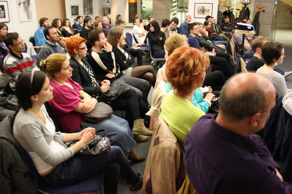 Kulter Szalon közönség