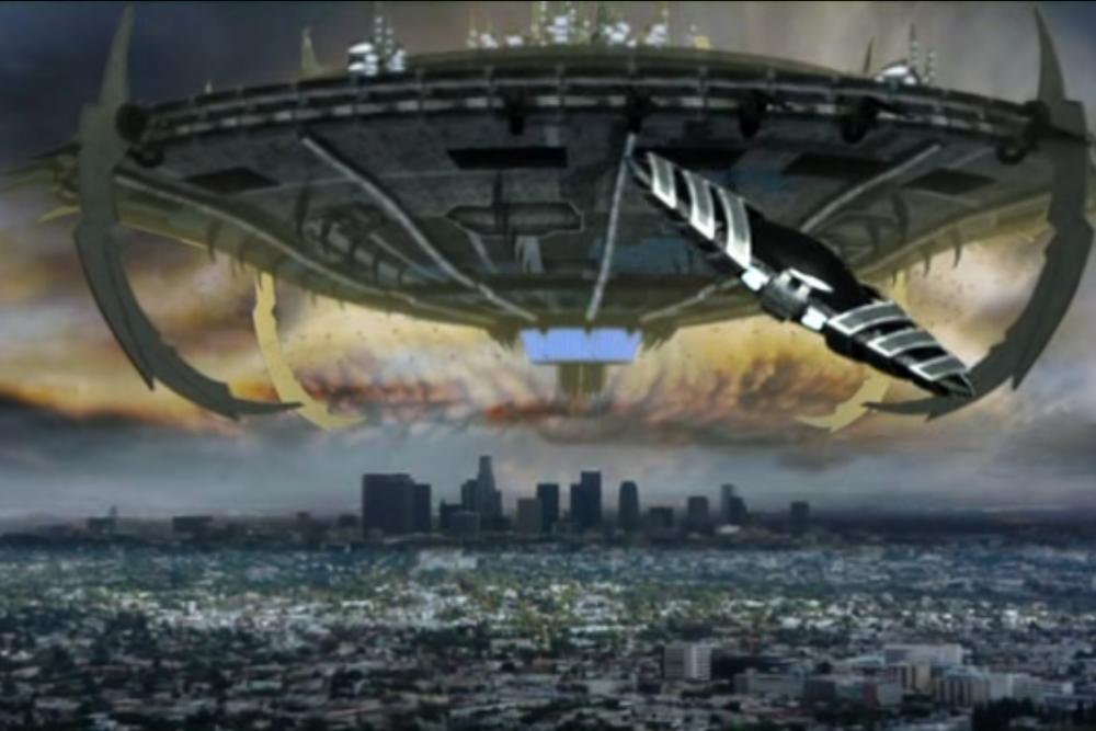 remek színek, remek képminőség -- ez csak az Asylum lehet! Battle of Los Angeles