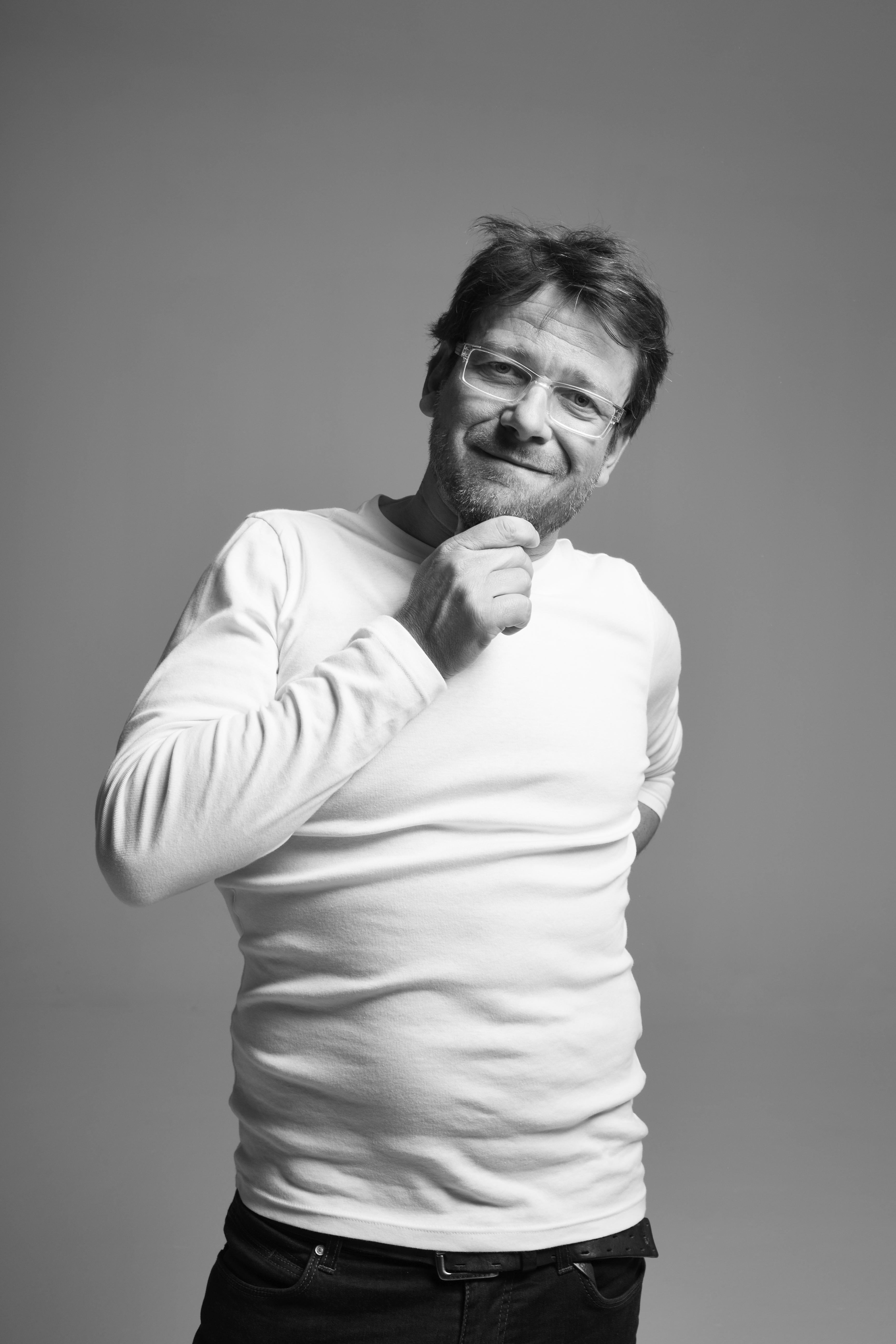 Lovasi András (fotó: Libri Kiadó)