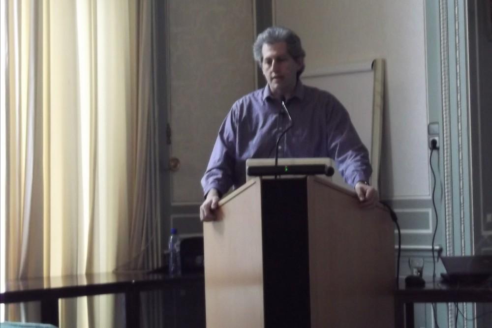 Mittell groningeni előadása közben