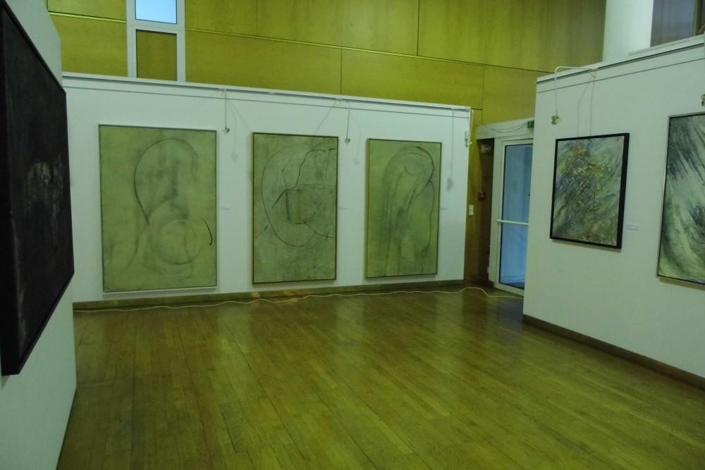 Kiállítás-enteriőr