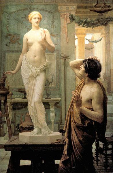 Pygmalion és Galatea (Normand)