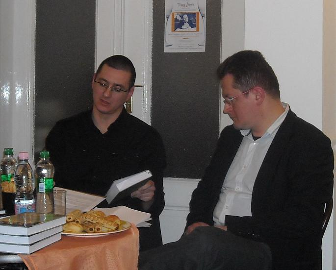 Térey János Debrecenben