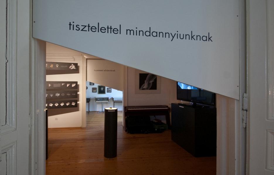 Kelle Antal ArtFormer kiállítása