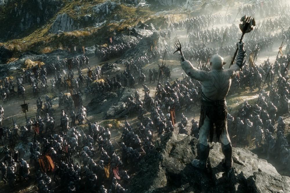 A hobbit – Az öt sereg csatája