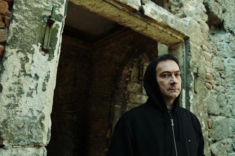 Borbély Szilárd (fotó: Bach Máté)
