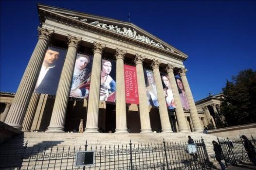 a Szépművészeti Múzeum