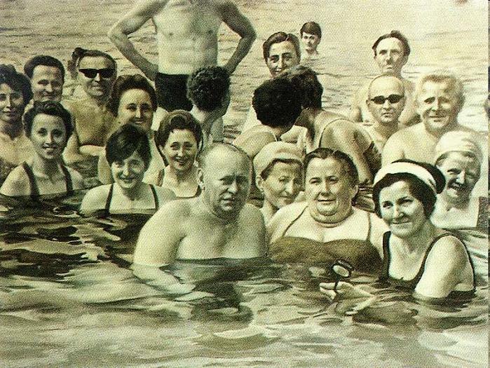 Méhes László: Langyos víz (1970)