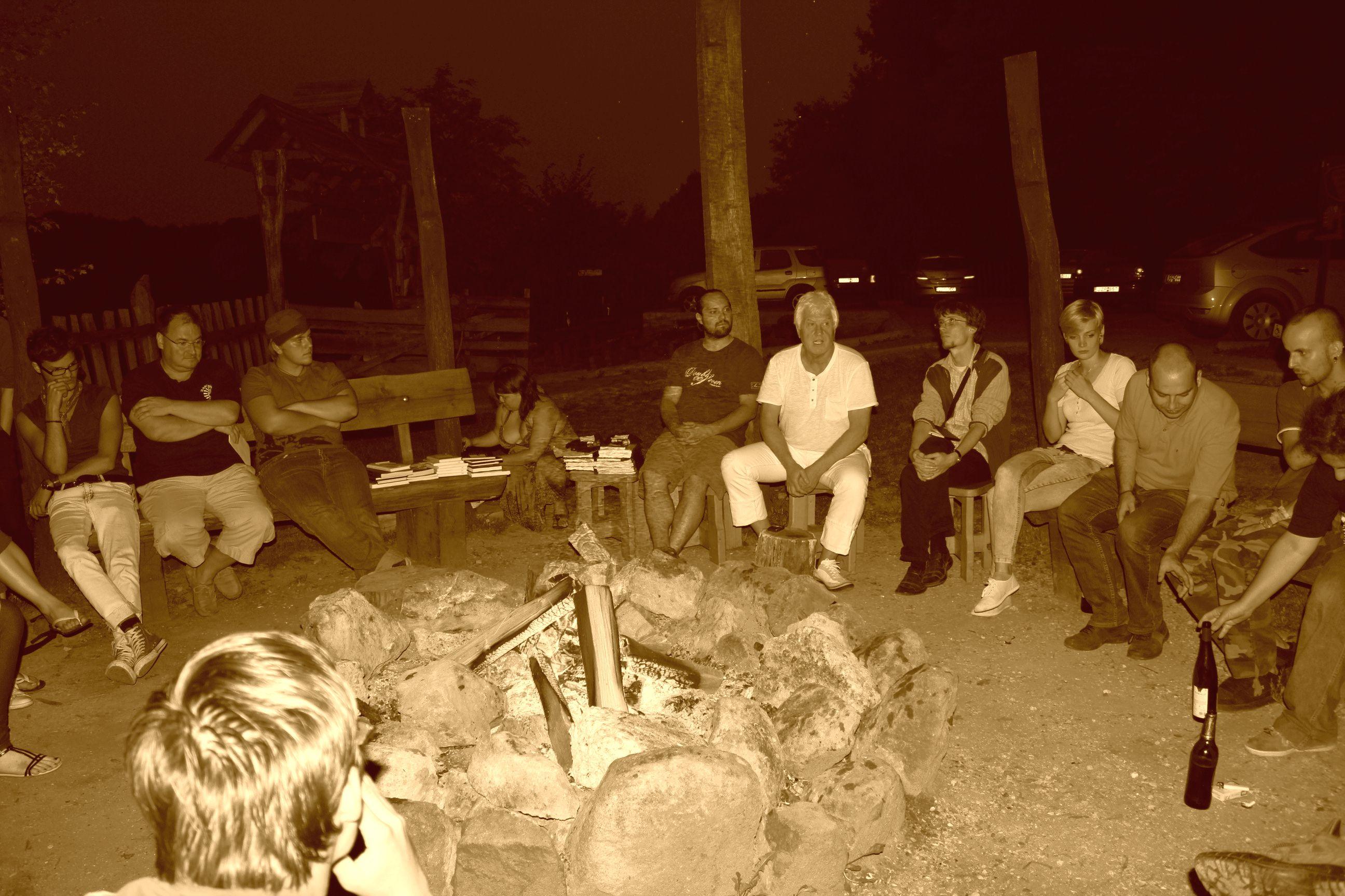 Tábor nem lehet tűz nélkül