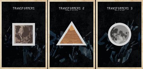 Transformers trilógia